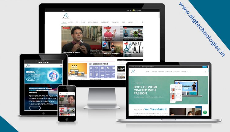 How to make Responsive Web Design with Media Query ?