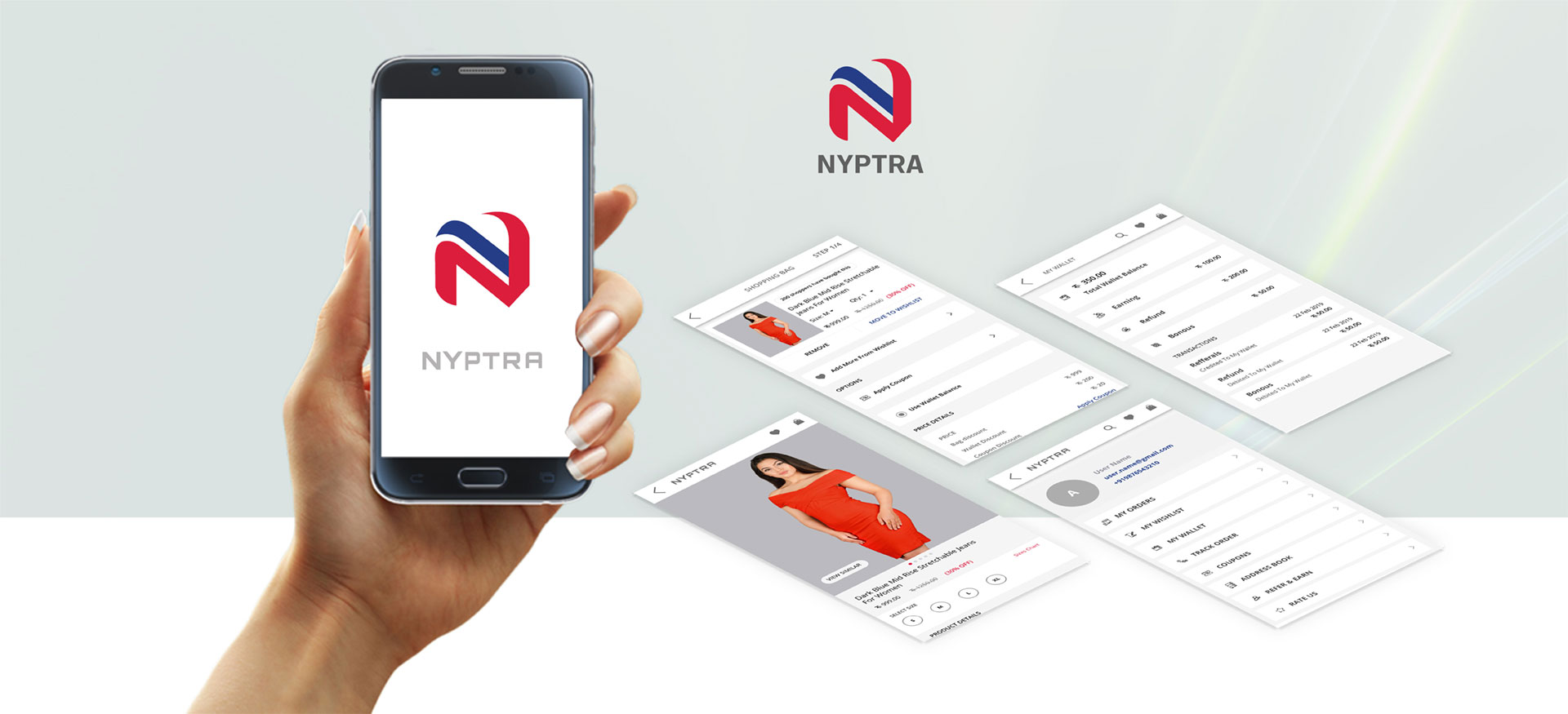 Nyptra screen